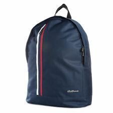 Designer Ben Sherman Navy Backpack Rucksack School Student Work Travel  Bag