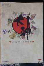 JAPAN okami (Ookami) Official Guide Book