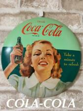 Retro Vintage Coca-Cola Sign Rare