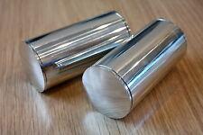 Coppia 10.2cm Alluminio Gas Serbatoio Carburante Tamiya R / / C 1/14 King Grand