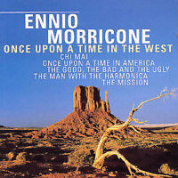 Once Upon a Time in the West [Compilation] by Ennio Morricone (CD, Dec-1999, Di…