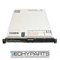 Dell 3WXFP PowerEdge R620 4-Bay SFF 1U Rackmount Server Chassis (Chassis only)