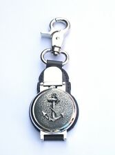 Anchor Clip on Fob Pocket Watch Ideal Boating Gift