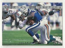 1995 Upper Deck Football - Special Edition - #SE5 - Dolphin Defense