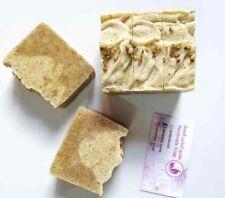 Handmade Natural 100% Fenugreek soap Cold process organic Soap holy land