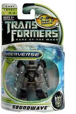 Transformers Dark of the Moon Legion Class Cyberverse Soundwave