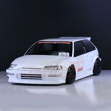 Pandora HONDA CIVIC EF9 1:10 RC Cars Drift 198mm Clear Body Set On Road #PAB-158