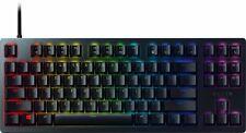 Razer - Huntsman Tournament Edition Wired Gaming Linear Optical Switch Keyboa...