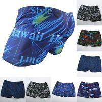 Men's Boys Summer Beach Swimming Board Shorts Swim Shorts Trunks Swimwear Pants