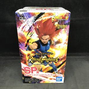 Dragon Ball Ichiban Kuji Rising Fighters SP Prize Super Saiyan God Shallot New