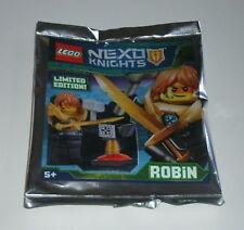 LEGO Nexo Knights - Robin mit Schwert Limited Edition Neu & OVP