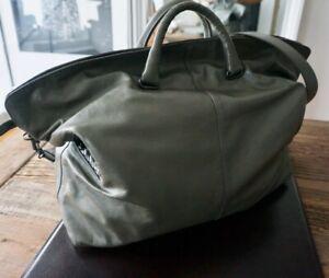 Men's Rare Authentic Bottega Veneta Zip Tote Bag - New With Authenticity Cards
