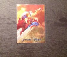Prime Flash 1994 Skybox Ultraverse Master Series U3 In Plastic Cover