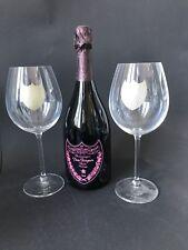 Dom Perignon Luminous Vintage 2005 Rose Champagner LED 0,75l 12,5% Vol + Gläser