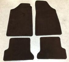 Fußmatten Auto Autoteppich passend für Audi A4 B5 1994-1998 Set CACZA0302