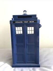 Doctor Who Tardis Money Box Plastic