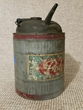 Vintage Kerosene Can by Winfield Manufacturing Co.