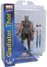 Diamond Marvel Select Thor Ragnarok Action Figure - Gladiator Thor