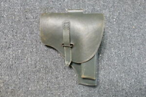 WWII ITALIAN BERETTA HOLSTER-M1934 AND M1935-ORIGINAL-NICE CONDITION