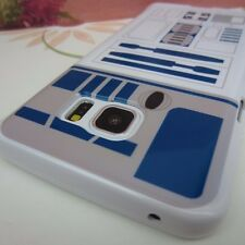 R2D2 Star Wars Robot Impact Silicone Rubber Cover Case for Samsung Galaxy Note 5