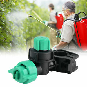 Plastic Agricultural Spraying Nozzle Gardening Pesticide Spray Nozzle For Plant