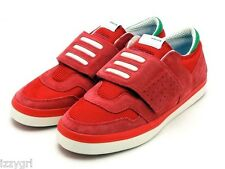 NWT Mens Adidas Original Red Hardland Lo II Athletic Skate Casual Shoes US 8.5