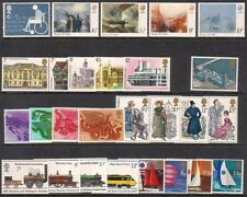 1975 COMPLETE COMMEMORATIVE YEAR SET ( 8 SETS ) UNMOUNTED MINT