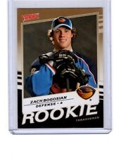 2008-09 ud victory gold#324 zach bogosian rc!