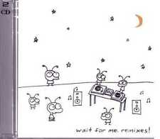 Moby – Wait For Me. Remixes!  2 CD  SEALED SIGILLATO