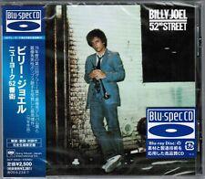 Sealed! BILLY JOEL 52nd Street JAPAN Blu-spec CD SICP-20033 w/Obi OOP LTD