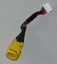 Power Buchse (Stromeingang) mit Kabel für Sony Vaio VGN-TX Notebook Serie