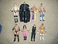 WWE MATTEL ELITE BASIC WRESTLING ACTION SERIES FIGURE SUPERSTARS WRESTLERS TNA