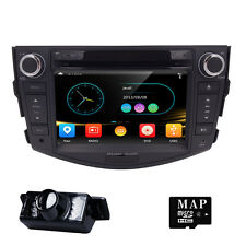 "Dash 7"" Car DVD 2DIN GPS Navigator Stereo Radio Camera for TOYOTA RAV4 2006-2012"