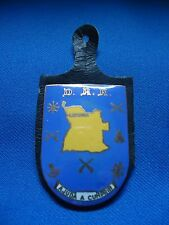 PORTUGAL PORTUGUESE MILITARY AFRICA BUSH WAR D.A.A LUANDA AJUDA A CUMPRIR BADGE