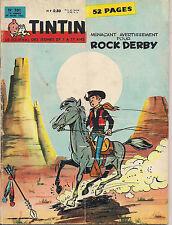 JOURNAL DE TINTIN N°701 - 29 MARS 1962 - GREG