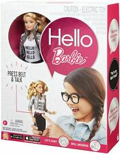 Barbie - Hello Barbie Doll Chat With Barbie