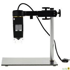 1-500X 25cm Digital Zoom Microscopio USB PCB elettronico per la riparazione