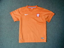 KNVB The Netherlands Ladies Size 12 Home Football Shirt