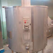 Inox-Tech  Water Jacket Melter Kettle 250 US gal,
