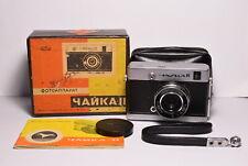 CHAIKA 2 in BOX Soviet / Russian 35mm Half-Frame Camera, Industar-69 (2.8/28)
