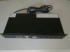 Lowell ACR-SCS4 2009K-RT2 AC Rackmount Power Squencer Panel