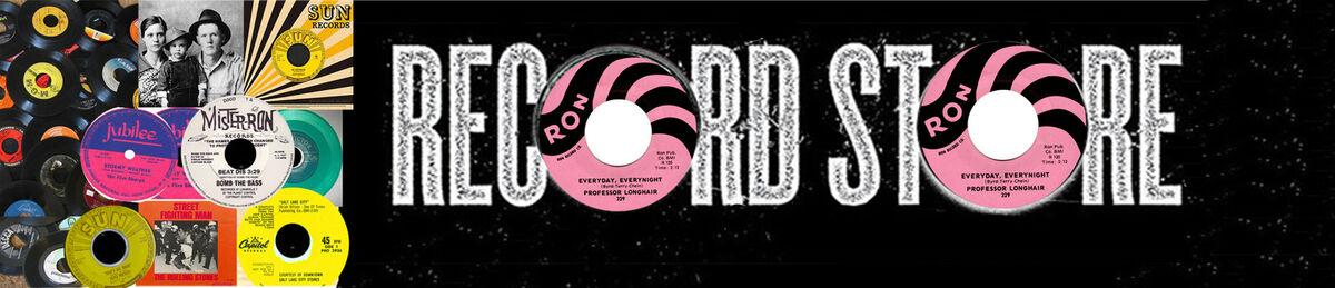 Ron's 45 rpms