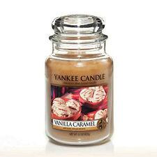 Yankee Candle - VANILLA CARAMEL - 22 oz - Great Food & Baking Scent!! - RARE!!