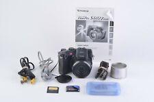 EXC++ FUJI FINEPIX S602 DIGITAL CAMERA BUNDLE, MANUAL, 1GB DRIVE, STRAP, CABLES+