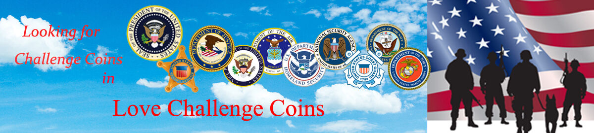 Love Challenge Coin