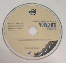 VOLVO & ASTON MARTIN RTI MMM SAT NAV MAP UPDATE DVD DISC  B  2015