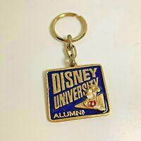 Disney University Mickey Mouse Alumni Souvenir Keychain