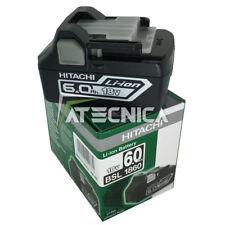 Batteria al litio di ricambio HITACHI BSL1860 18V 6Ah originale alto rendimento