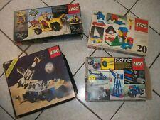 LEGO LOTTO VINTAGE 6950..8846..8050--ANNI 70/80