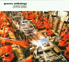 VARIOUS ARTISTS - GROOVE ANTHOLOGY - STEPPERS SCHOOL (CD)